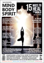 This article first appeared in Watkins Mind Body Spirit #38, Summer 2014.