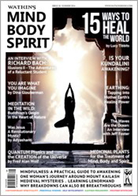 This interview first appeared in Watkins Mind Body Spirit #38, Summer 2014.