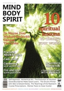This article first appeared in Watkins' Mind Body Spirit magazine, issue 30, May (Summer, 2012)