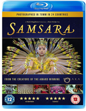 SAMSARA by Ron Fricke & Mark Magidson is available on DVD & Blu-ray. Also available on Blu-ray: Samsara & Baraka: 2 film Double Disc Collection