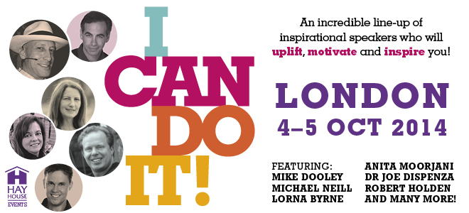 I Can Do It! London 2014