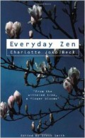 Charlotte Joko Beck, Everyday Zen