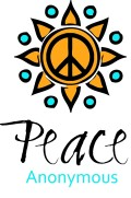 Peace Anonymous Logo
