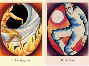 Images of The Intuitive Tarot