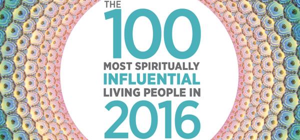 Watkins' Spiritual 100 List for 2016