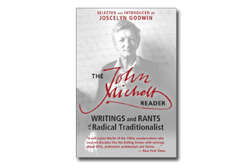 The John Michell Reader is Our Pick of the Day