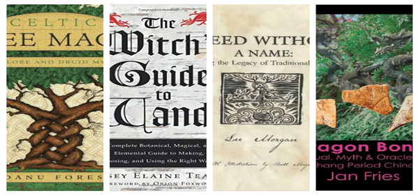 Our picks for Witchcraft and Wicca