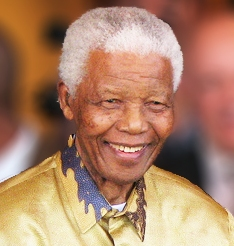 Nelson Mandela South Africa The Good News www.sagoodnews.co.za