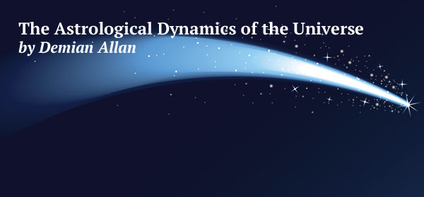 The Astrological Dynamics of the Universe: June – August 2014