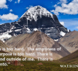 Dying and Living in the Arms of Love: One Woman's Journey around Mount Kailash