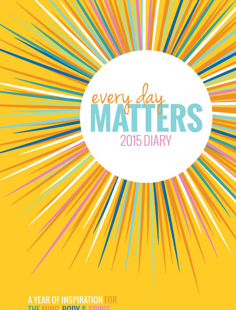 Win a 2015 Every Day Matters Diary