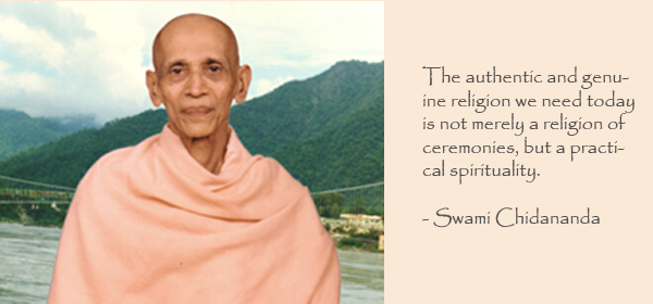 Swami Chidananda: The Saint of the Millenium