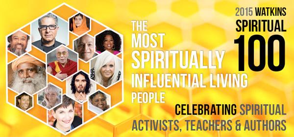 Watkins' Spiritual 100 List for 2015