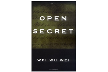 Staff Pick of the Day: Open Secret
