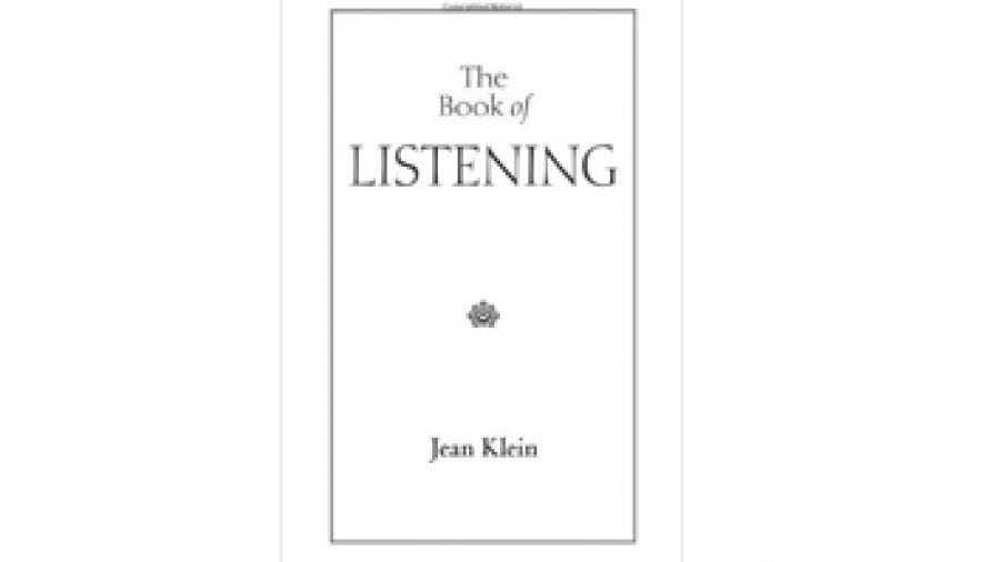 teh book of listening