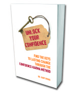 Book: Unlock Your Confidence: Find the Keys to Lasting Change with Confidence-Karma