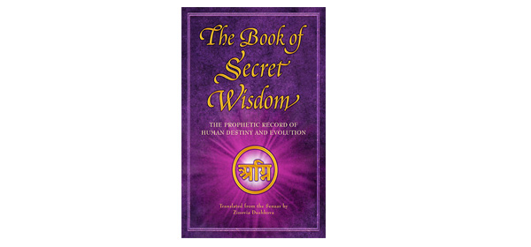 WIN a copy of The Book of Secret Wisdom by Zinovia Dushkova!