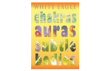 Chakras, Auras, Subtle Bodies is our book of the day