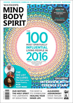 Watkins 100 List Spiritual teachers and authors