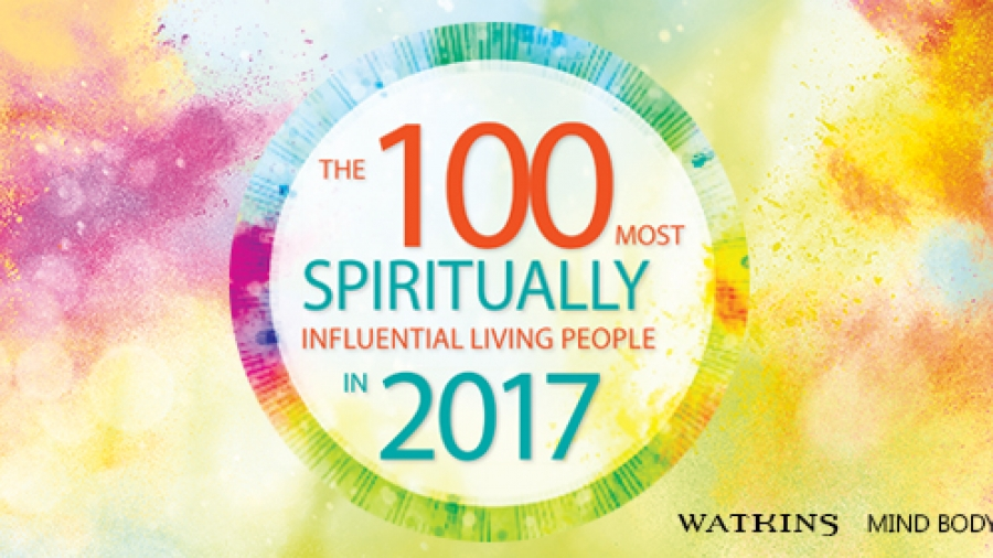 spiritual 100 2017 banner