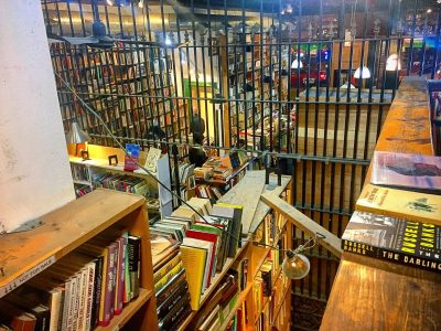 Myopic bookstore