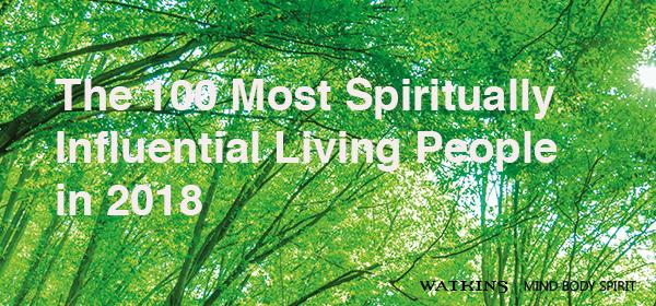 Watkins' Spiritual 100 List for 2018