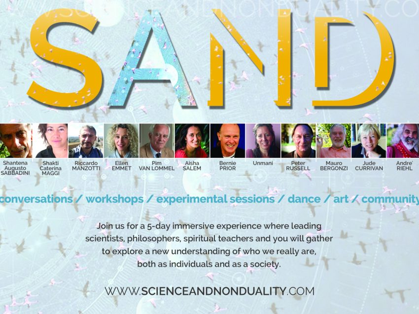 [Sponsored] Event: Science & Non-Duality Conference Italy 2018