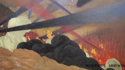 Vallotton, Felix, Verdun (1917)