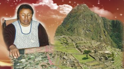 Machu Picchu & Inca Witch pic